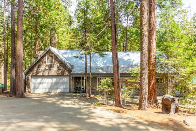 41997 Evergreen Road, Shaver Lake, CA 93664 (#563823) :: Raymer Realty Group