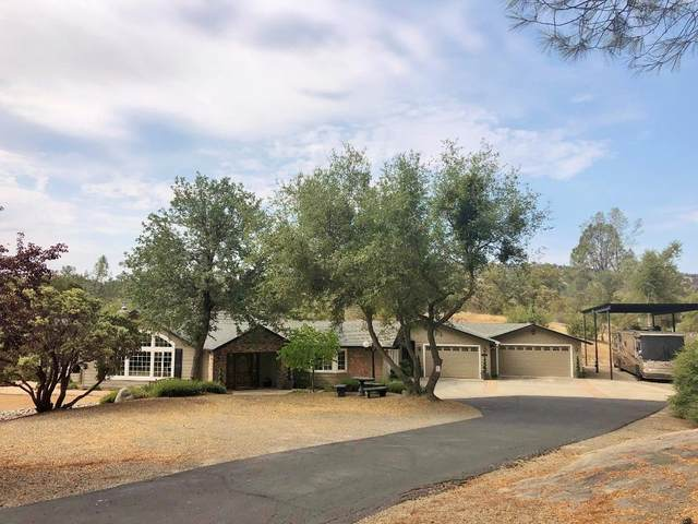41008 Long Hollow Drive, Coarsegold, CA 93614 (#564089) :: Raymer Realty Group
