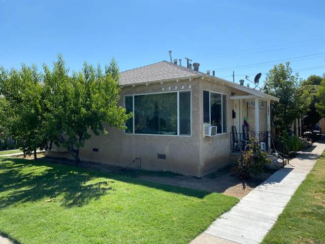 203 N San Pablo Avenue, Fresno, CA 93701 (#564091) :: Raymer Realty Group
