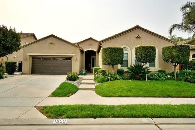 1359 E Via Marbella Drive, Fresno, CA 93730 (#565456) :: Raymer Realty Group