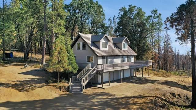 38260 Solitude Lane, Shaver Lake, CA 93664 (#566073) :: Raymer Realty Group