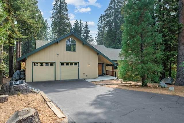 42288 Granite Ridge Road, Shaver Lake, CA 93664 (#567388) :: Your Fresno Realty | RE/MAX Gold