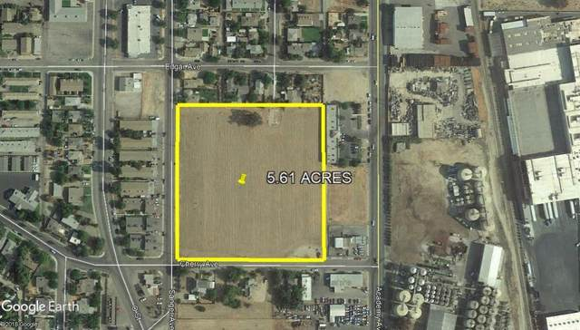 0 Cherry Avenue, Sanger, CA 93657 (#567979) :: Raymer Realty Group