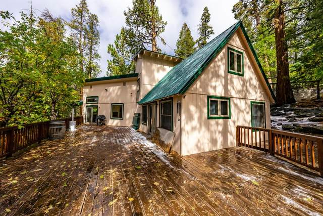 41571 Sunset Rock Road, Shaver Lake, CA 93664 (#568231) :: Raymer Realty Group