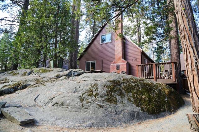 42155 Warbler Lane, Shaver Lake, CA 93664 (#492945) :: Raymer Realty Group