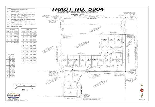 0 Tract # 5904, Orange Cove, CA 93646 (#493210) :: FresYes Realty
