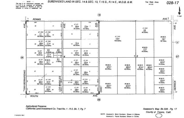 0 Address Not Published, Mendota, CA 93640 (#498661) :: Soledad Hernandez Group