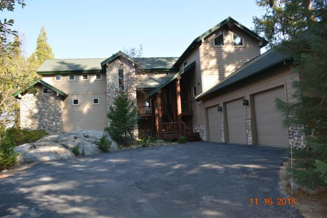 42449 W Pinnacle Lane, Shaver Lake, CA 93664 (#513882) :: FresYes Realty