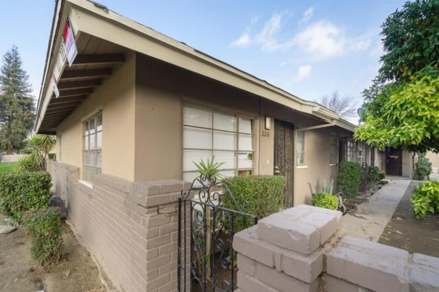 2216-2222 N First Street, Fresno, CA 93703 (#514283) :: FresYes Realty