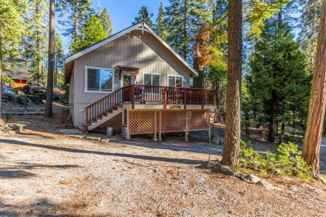 41938 Knobcone, Shaver Lake, CA 93664 (#515606) :: Raymer Realty Group