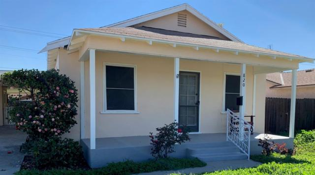 820 Greenwood Avenue, Sanger, CA 93657 (#521526) :: FresYes Realty