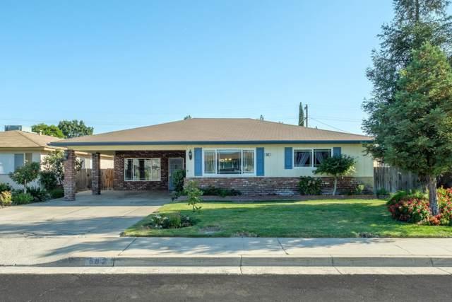 882 W San Gabriel Avenue, Clovis, CA 93612 (#530373) :: Dehlan Group