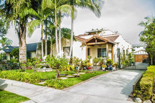 4701 Saturn Street, Los Angeles, CA 90019 (#533500) :: Your Fresno Realtors   RE/MAX Gold