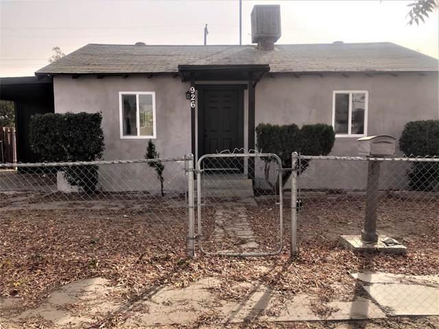 926 E Jensen Avenue, Fresno, CA 93706 (#533905) :: FresYes Realty
