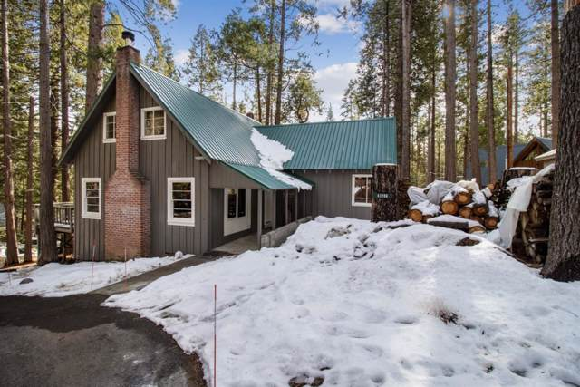 41996 Evergreen Road, Shaver Lake, CA 93664 (#535342) :: Twiss Realty