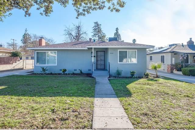935 W Harvard Avenue, Fresno, CA 93705 (#535720) :: FresYes Realty