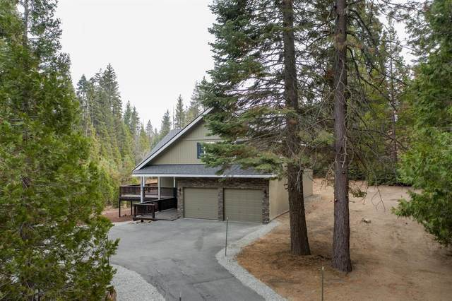 39239 Pond Lane, Shaver Lake, CA 93664 (#538502) :: Twiss Realty