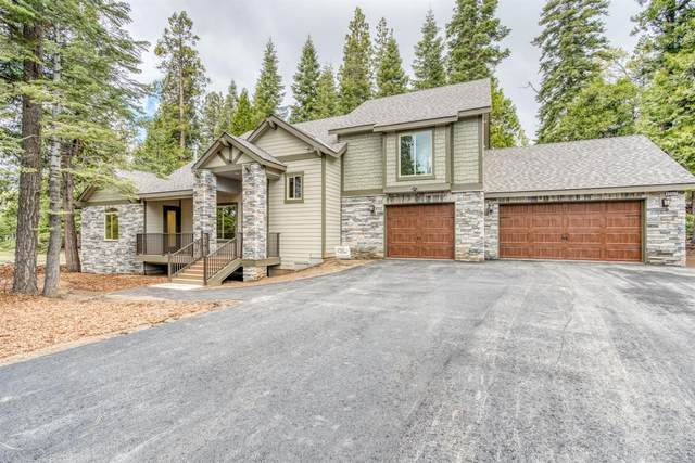 42527 Garnet Lane, Shaver Lake, CA 93644 (#541880) :: Raymer Realty Group