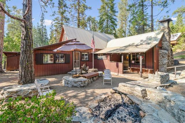 41483 Sunset Rock Road, Shaver Lake, CA 93664 (#547617) :: FresYes Realty