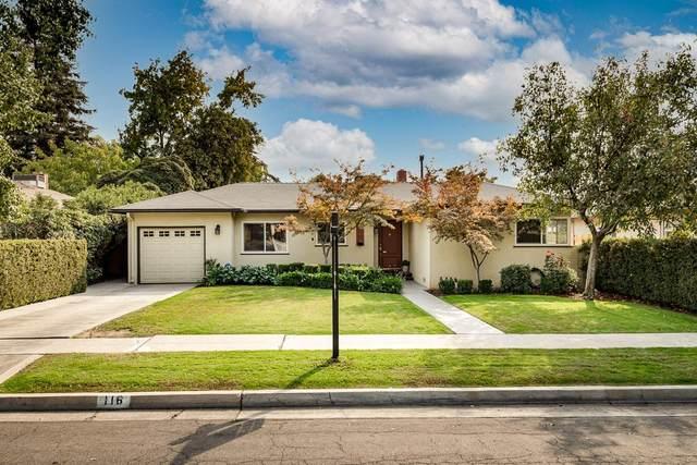 116 E Cortland Avenue, Fresno, CA 93704 (#547739) :: Dehlan Group
