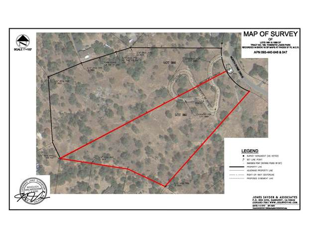 1861-5.85 AC N Dome Drive, Coarsegold, CA 93614 (#549937) :: Raymer Realty Group
