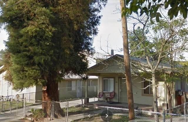 717 N Fisher St Street, Fresno, CA 93702 (#550058) :: Dehlan Group