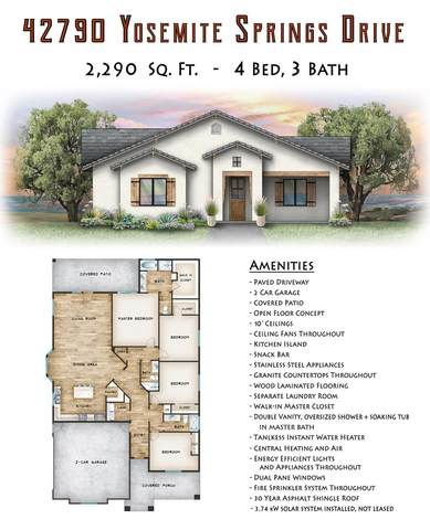 42790 Yosemite Springs Dr, Coarsegold, CA 93614 (#555184) :: Raymer Realty Group