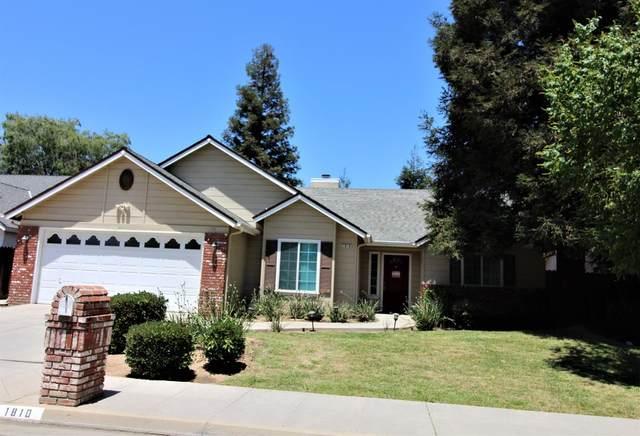 1810 E Brandywine Lane, Fresno, CA 93720 (#561031) :: Twiss Realty