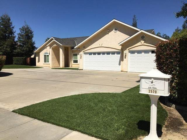 2570 18Th Avenue, Kingsburg, CA 93631 (#562314) :: Raymer Realty Group