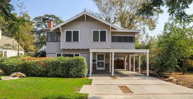 1016 N College Avenue, Fresno, CA 93728 (#567681) :: Raymer Realty Group