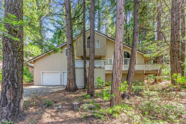 41566 Granite Ridge Road, Shaver Lake, CA 93664 (#506243) :: FresYes Realty