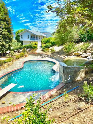 28876 Topaz, Tollhouse, CA 93667 (#541990) :: Raymer Realty Group