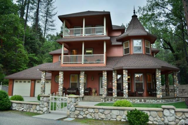 54911 Willow Cove, Bass Lake, CA 93604 (#498762) :: FresYes Realty