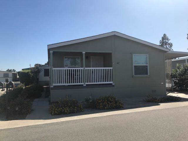 1500 Villa Avenue #47, Clovis, CA 93612 (#530794) :: Raymer Realty Group
