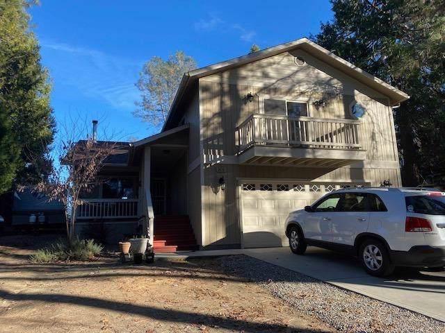 39741 Pine Ridge Road, Oakhurst, CA 93644 (#535549) :: Twiss Realty