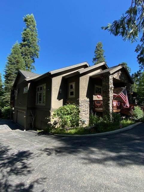 39601 Little Ridge Road, Shaver Lake, CA 93664 (#544311) :: FresYes Realty