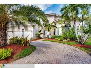 12555 NW 67th Dr, Parkland, FL 33076 (MLS #F10035931) :: Green Realty Properties