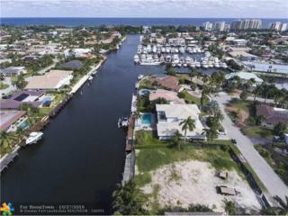 2631 NE 43rd St, Lighthouse Point, FL 33064 (MLS #F10036686) :: Green Realty Properties