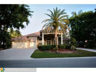 1853 NW 124th Way, Coral Springs, FL 33071 (MLS #F10043483) :: Green Realty Properties