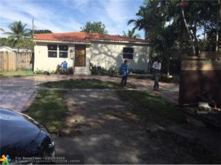 721 Plover Ave, Miami Springs, FL 33166 (MLS #F10045558) :: Green Realty Properties