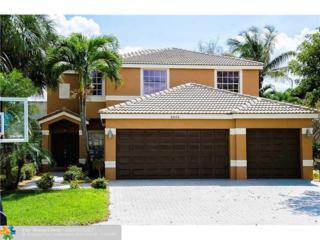 4844 NW 57th Mnr, Coconut Creek, FL 33073 (MLS #F10057414) :: Green Realty Properties