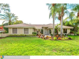 6489 NW 80th Ter, Parkland, FL 33067 (MLS #F10057653) :: Green Realty Properties