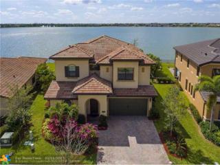 11380 Carrington Ave, Parkland, FL 33076 (MLS #F10057831) :: Green Realty Properties