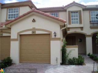 9728 Darlington Pl #9728, Cooper City, FL 33328 (MLS #F10058379) :: Green Realty Properties