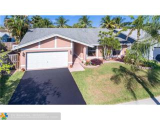 4351 NW 103rd Ave, Sunrise, FL 33351 (MLS #F10058910) :: Green Realty Properties