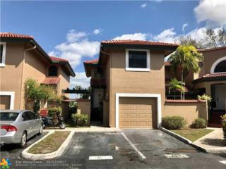9053 W Sunrise Blvd #9053, Plantation, FL 33322 (MLS #F10059052) :: Green Realty Properties