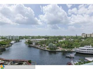 411 N New River Dr #701, Fort Lauderdale, FL 33301 (MLS #F10059169) :: Green Realty Properties