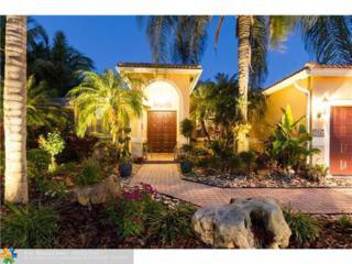 2700 Meadowood Ct, Weston, FL 33332 (MLS #F10059215) :: Green Realty Properties