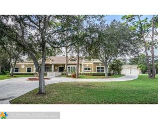 6321 NW 61st Ave, Parkland, FL 33067 (MLS #F10059304) :: Green Realty Properties