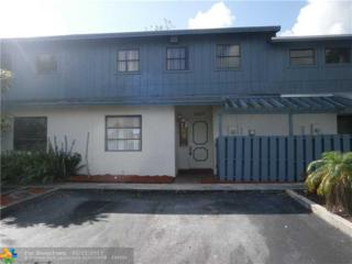 6969 SW 36th Dr 4-Z, Miramar, FL 33023 (MLS #F10059314) :: Green Realty Properties